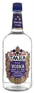 Taaka Vodka 80@ 750ml - Case of 12